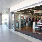 Open-air Mall