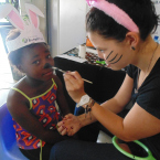 Greensleeves Orphanage visiting the Centre