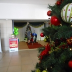 Santa area