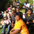 Visit to Cotlands on Nelson Mandela Day