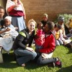 Visit to Cotlands on Nelson Mandela Day