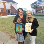 Melissa Botha , St Annes Primary second place in Grade 1-3