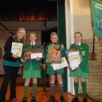Grade 4-5 Winners
