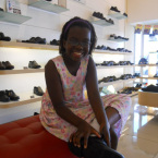 Inathi Carlson Back to School competition with BATA