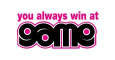 Game stores logo