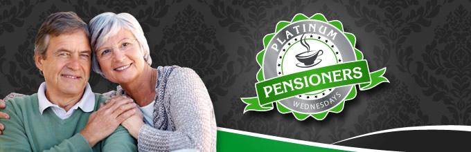 Platinum Pensioners at Beacon Bay Retail Park